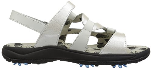 Pictures of Golfstream Women's Spike Sport Sandal Patent G4022 3