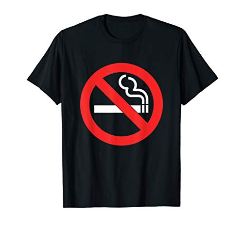 No Smoking Symbol T-Shirt