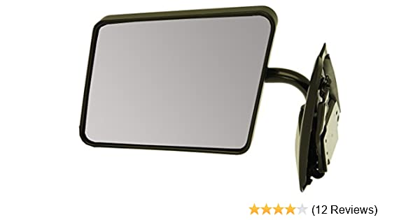 Fit System 99002 Chevrolet//GMC//Oldsmobile Driver//Passenger Side Replacement Mirror Glass