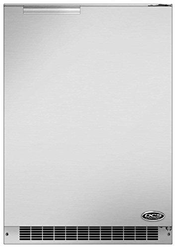 DCS Outdoor Refrigerator w/Left Hinge (24483) (RF24LE3), 24-Inch ()