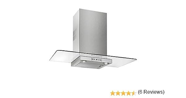 Teka DG 785 De pared Transparente 807m³h A - Campana (807 m³h, Canalizado, A, A, C, 56 dB): 194.16: Amazon.es: Grandes electrodomésticos