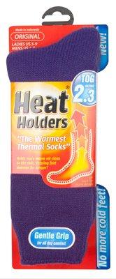 Heat Holders Womens Original Style Socks - 1 Pair