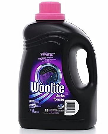 Woolite Darks High Efficiency HE Liquid Laundry Detergent, 133 Ounce / 67  Loads