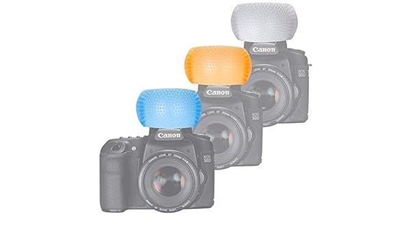 Difusor Flash Interior Pop Up 3 Colores Exterior Softbox difusor ...
