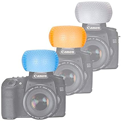 Difusor Flash Interior Pop Up 3 Colores Exterior Softbox difusor ...