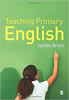 Book Teaching Primary English by Jackie Brien (2012-02-22)