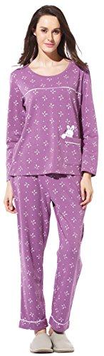 Womens Cute Cotton Pants - 6