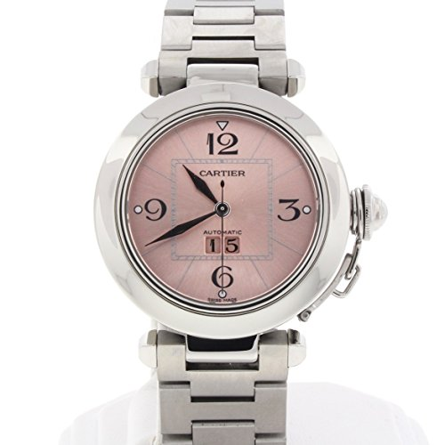 Cartier PASHA 35MM automatic-self-wind womens Watch W31075M7 (Certified Pre-owned)