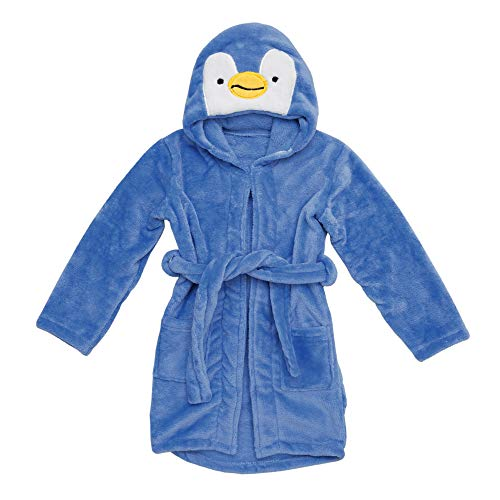 Hooded Fleece Robes for Toddlers Keeps Kids Cozy! Toddler Robe Calms  Children! Cute and b15ab64e9