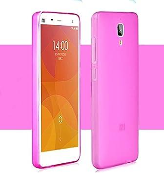 Prevoa ® 丨Colorful TPU Cover Funda para Xiaomi Mi4 M4 MI4 5.0 Pulgada Android Smartphone - 8