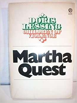 Image result for martha quest books""
