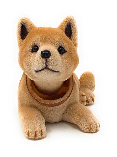Biggar Ebow Dashboard Head Dogs Nodding Heads Car Dash Ornaments Puppy for Car Vehicle Decoration
