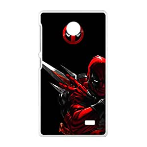 RHGGB Heroic deadpool Cell Phone Case for Nokia Lumia X