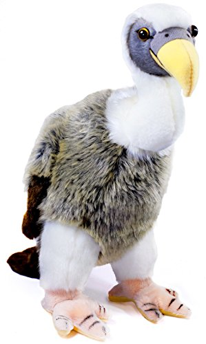 Violet Animal (VIAHART Violet The Vulture | 12 Inch Stuffed Animal Plush Buzzard Bird | by Tiger Tale Toys)