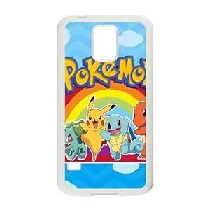 SamSung Galaxy S5 cell phone cases White Pokemon fashion phone cases IOTR697630