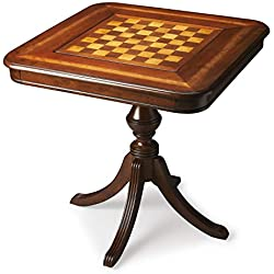 Butler Specialty Company Game Table, Antique Cherry