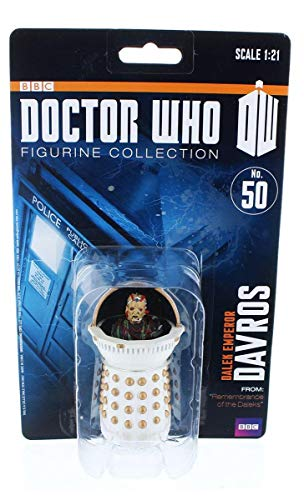 Doctor Who Dalek Emperor Davros #50 Collector Figure