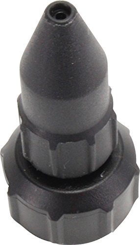 Smith Performance Sprayers Black Threading 182918 Poly Adjustable Nozzle
