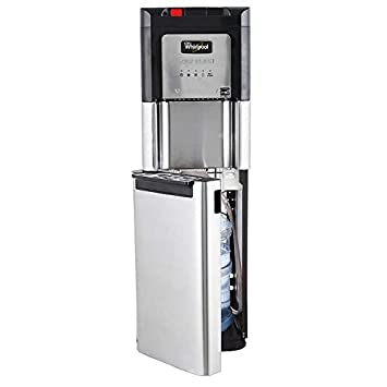Whirlpool Self Cleaning Stainless Steel Bottom Load Water Cooler 8LIECH-SC-SSS-5L