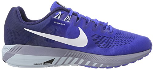 White Armoury Blu Blue 21 Nike Blue Binary Structure Mega Scarpe Air Uomo Light Zoom Running Blue CHZTgq