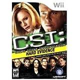 CSI: Crime Scene Investigation Hard Evidence (Wii) VideoGames