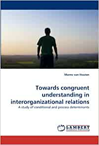 Towards congruent understanding in interorganizational