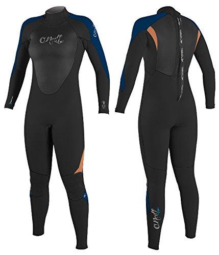 Coronel trajes de neopreno para mujer traje de Epic 5/4 mm de neopreno completo Negro - X85 BLK/DEEPSEA/SORBET