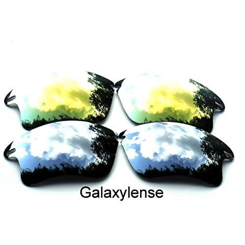 965ebdf352 Galaxylense Lentes de reemplazo para Oakley Fast XL para hombre o mujer  Nuevo