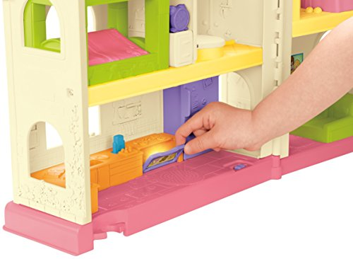 41g0DjZfyxL - Fisher-Price Little People Surprise & Sounds Home Playset
