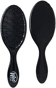 Wet Brush Escova de cabelo original desembaraçante – Padrão triangular (preto) – Cerdas IntelliFlex exclusivas