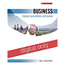Connect with Smartbook Access Card for Business: Strategy & Development