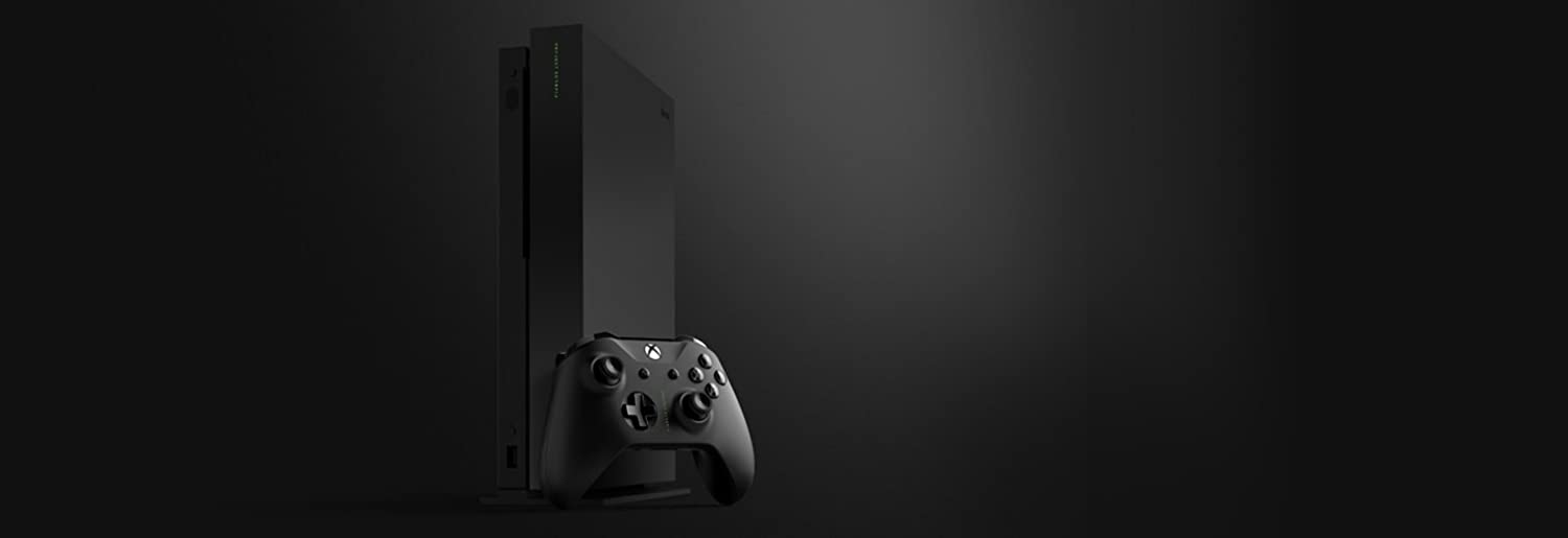 Amazon com: Xbox One X 1TB Limited Edition Console - Project