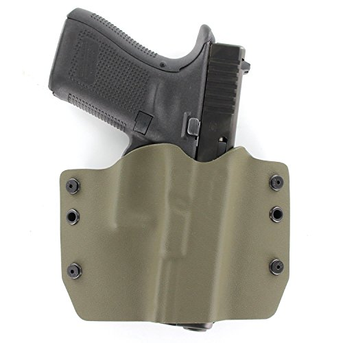OD Green OWB Holster (Right-Hand, 1911 w/o Rail)