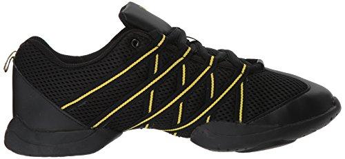 Yellow Cross Dance Shoe Criss Bloch Women's AwqRX4