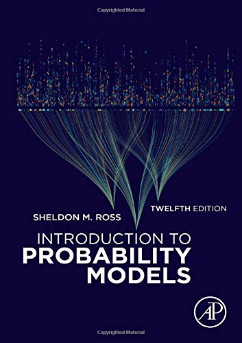 Introduction to Probability Models (Models Ross Probability)