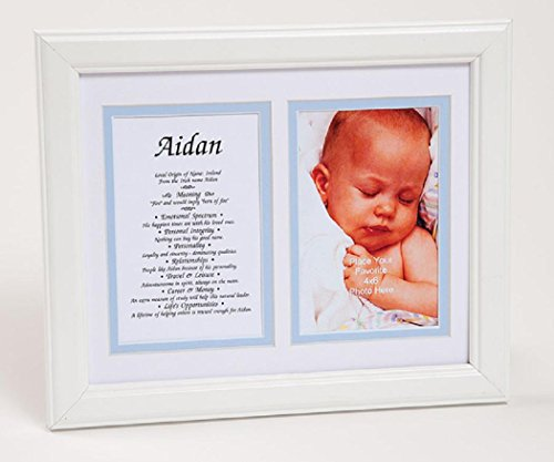 Houston - First Name Print for a Boy - Origin, Meaning, Personality - Houston Store Frame