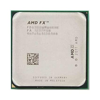 Amazon Com Amd Fd6300wmhkbox Fx Six Core Processor Model Fx 6300