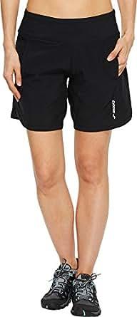 "Brooks Women's Chaser 7"" Shorts Black 1 X-Small 7"