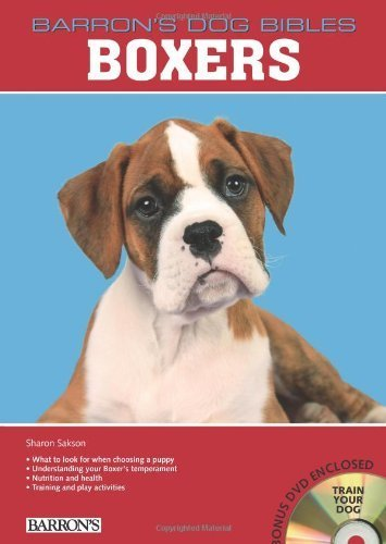 Boxers (Barron's Dog Bibles) by Sharon Sakson (2011-09-01)