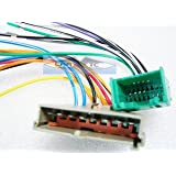 stereo wire harness lincoln towncar 95 96 97 (car radio wiring installation  p