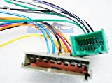 amazon com stereo with amp wire harness ford expedition early 2003 rh amazon com Ford Stereo Wiring Harness Car Stereo Wiring Harness