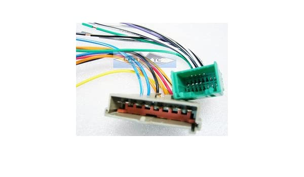 Amazon Stereo Wire Harness Ford Crown Victoria 95 96 97 Car Rhamazon: 1996 Ford Explorer Radio Wiring At Gmaili.net