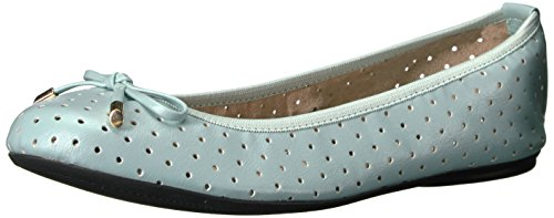 Women's Twists Flat Grace Butterfly Green Ballet AOg1wnS
