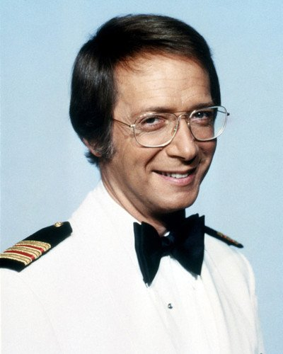 The Love Boat Bernie Kopell as Dr Adam Bricker 11x14 Promotional Photograph (Love Boat Doctor)