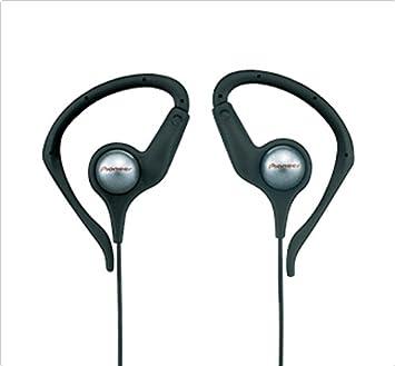 Pioneer SE-E11 - Auriculares de clip, negro: Amazon.es: Electrónica