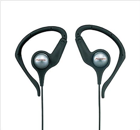 Pioneer SE-E11 - Auriculares de clip, negro