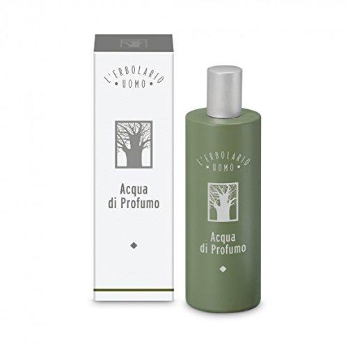 L'Erbolario Uomo Acqua di Profumo - Perfume for Men 100 ml / 3.38 Fl. Oz. by L'Erbolario Lodi