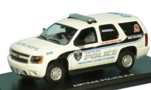 1/43 2011 シボレー タホ アムトラック警察 K-9 FR-TAH-135