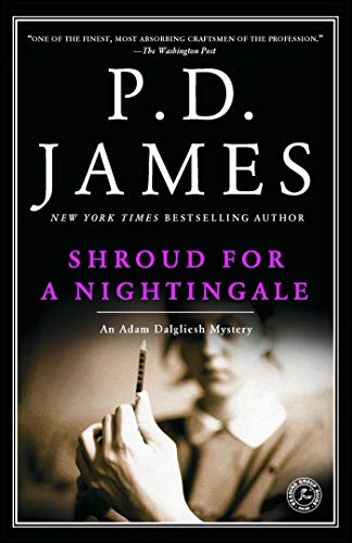 Shroud for a Nightingale (Adam Dalgliesh Mysteries Book 4) (Best Way To Study For Police Exam)