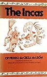 img - for THE INCAS OF PEDRO DE CIEZA DE ONIS book / textbook / text book